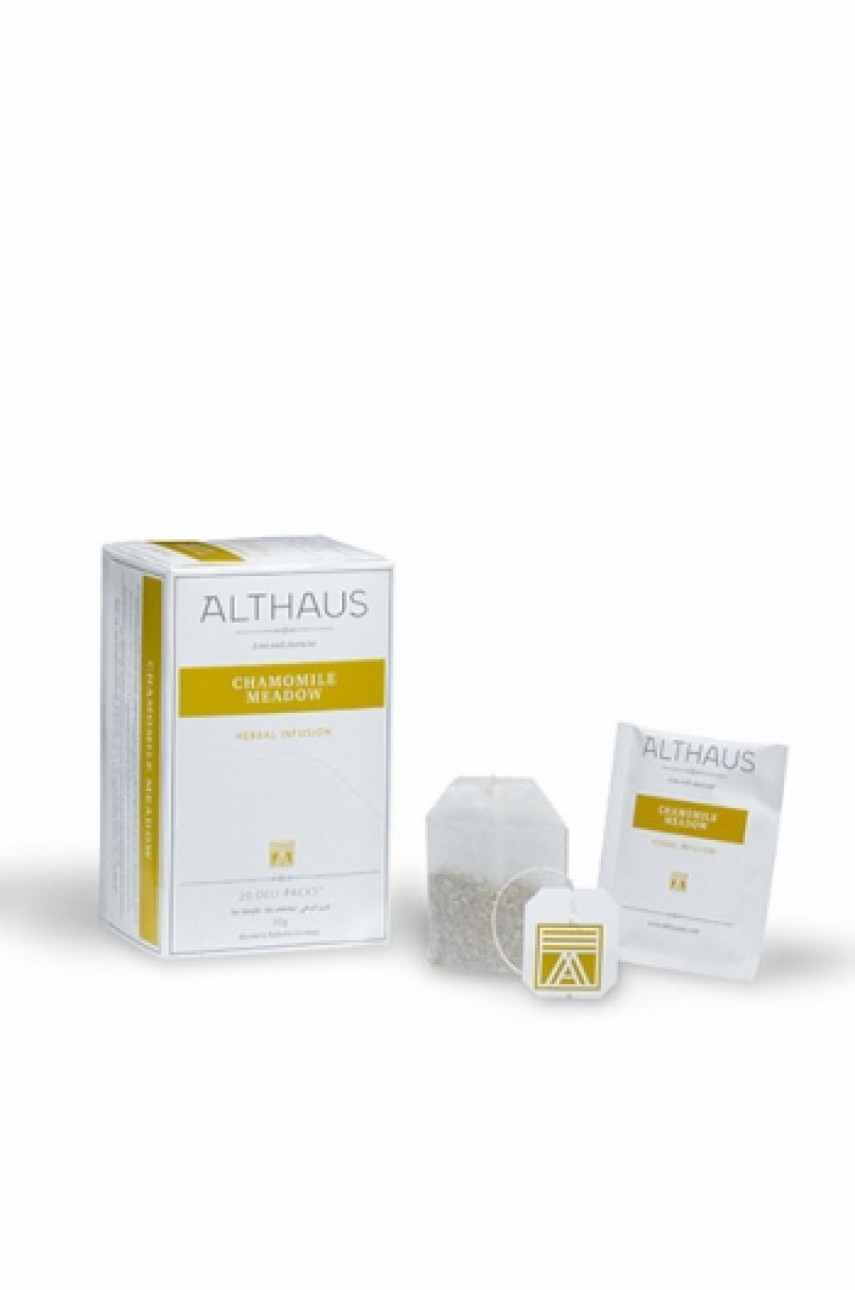 Chamomile Meadow Deli Pack чай Althaus
