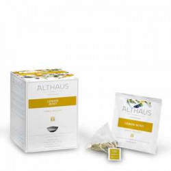 Lemon Mint Pyra-Pack чай Althaus
