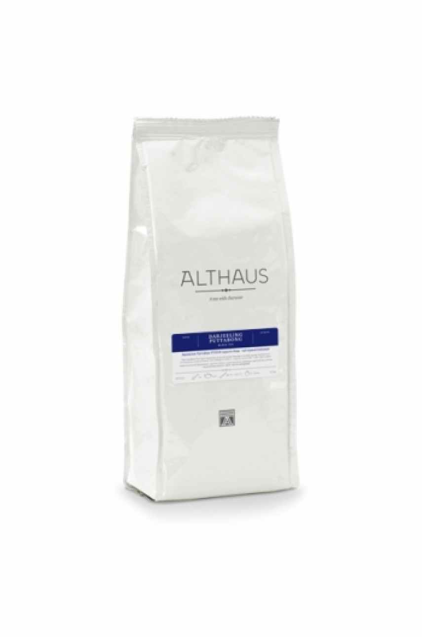 Darjeeling Puttabong First Flush чай Althaus 250гр