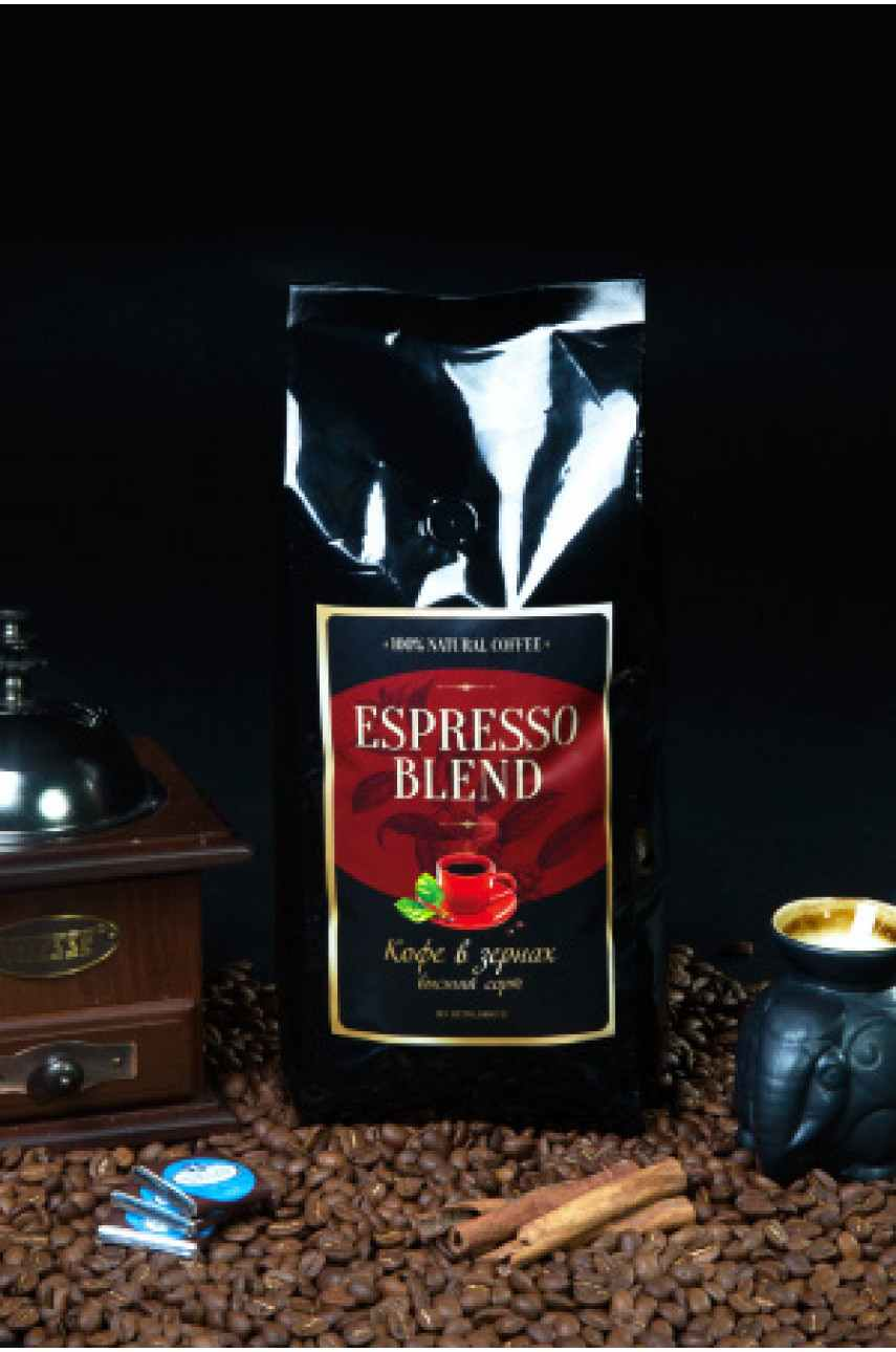 Espresso Blend 500 г. (100% Арабика)
