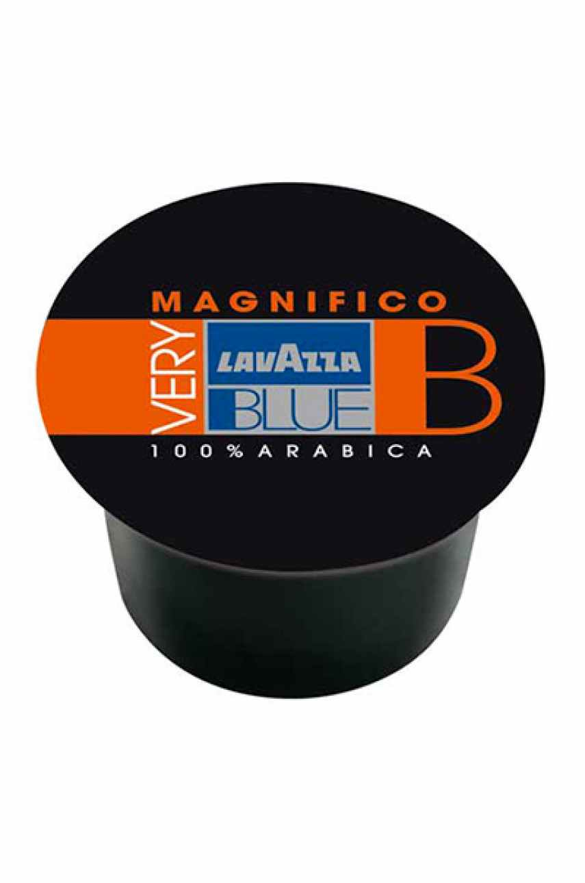 Lavazza BLUE VERY B Magnifico (Лавацца Магнифико) кофе в капсулах