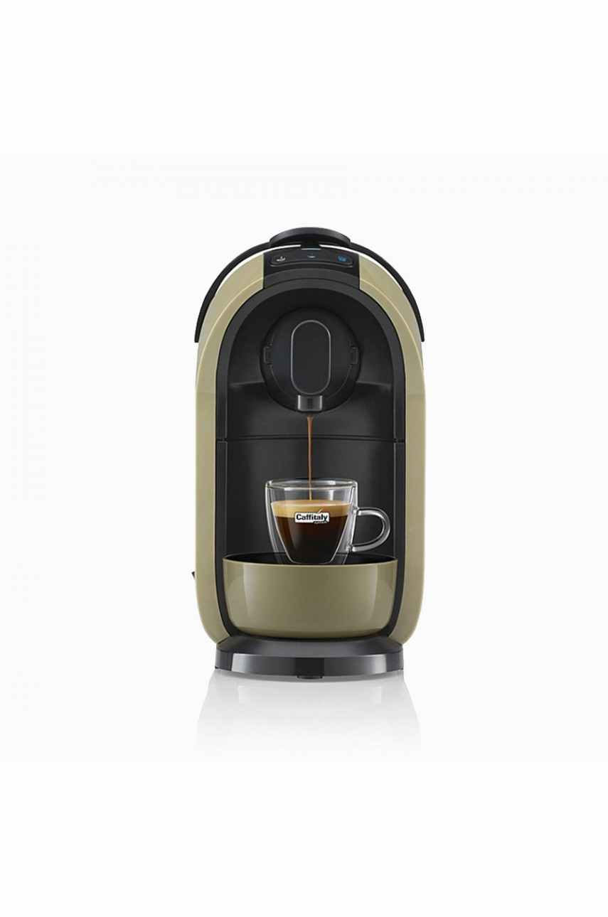Caffitaly S24 Noemi black-grey