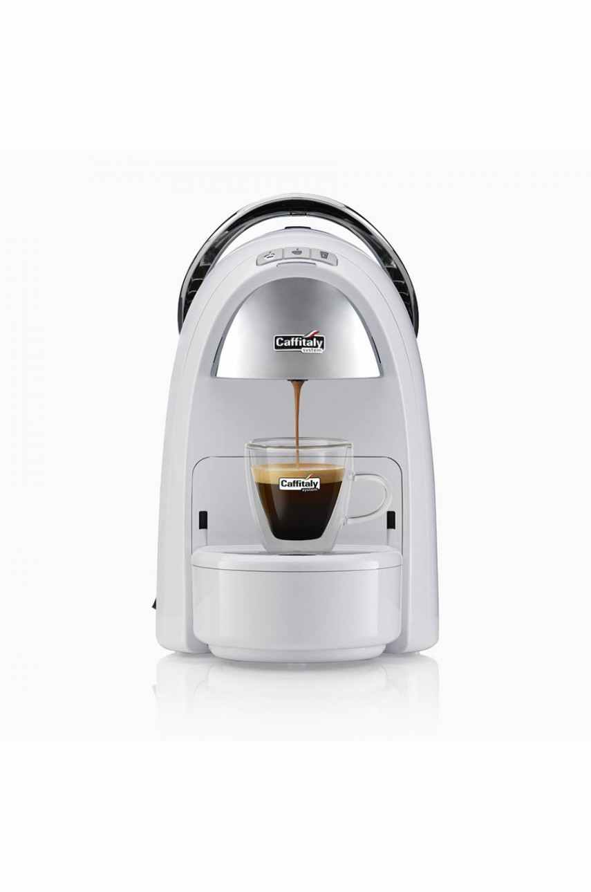 Caffitaly S18 Ambra white