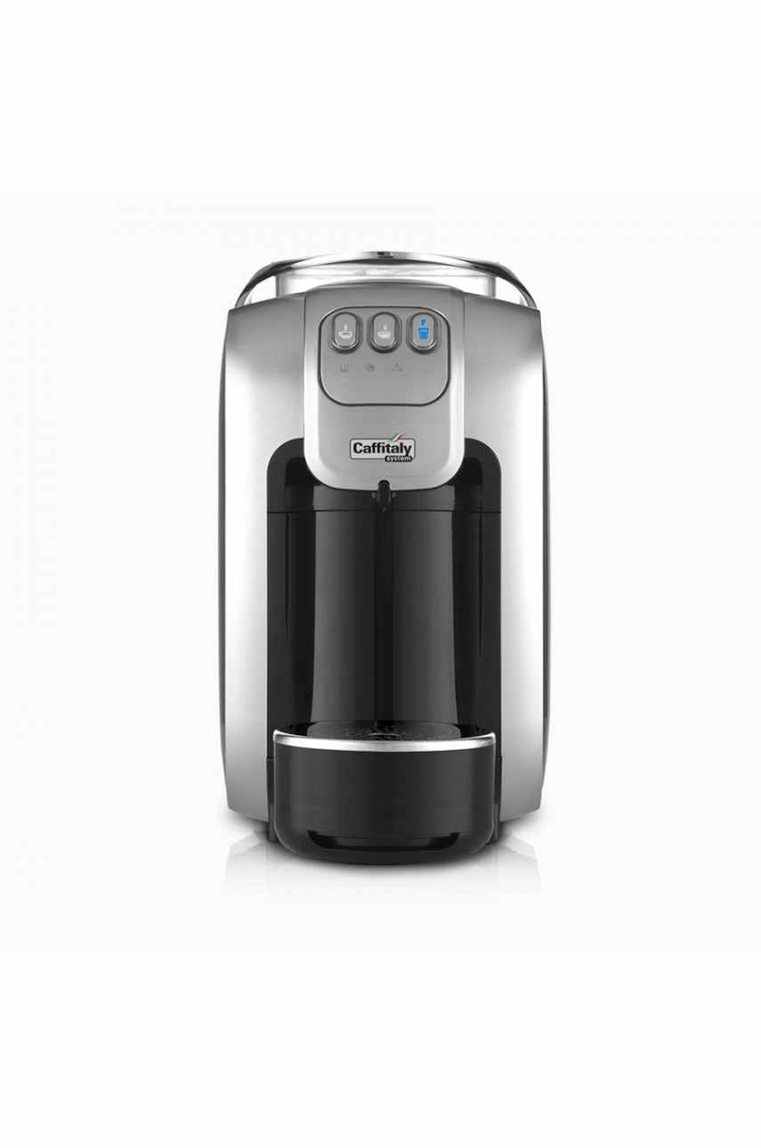 Caffitaly S07 Murex black-silver
